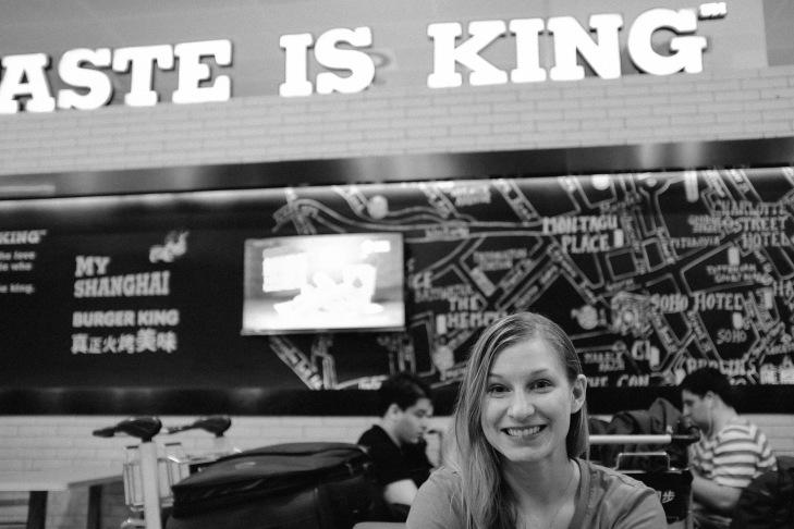 TASTE IS KING