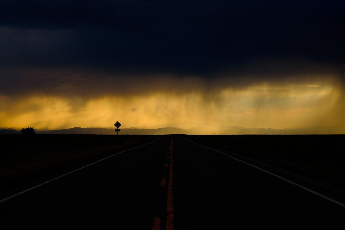 Storm on Colorado's Eastern Plains