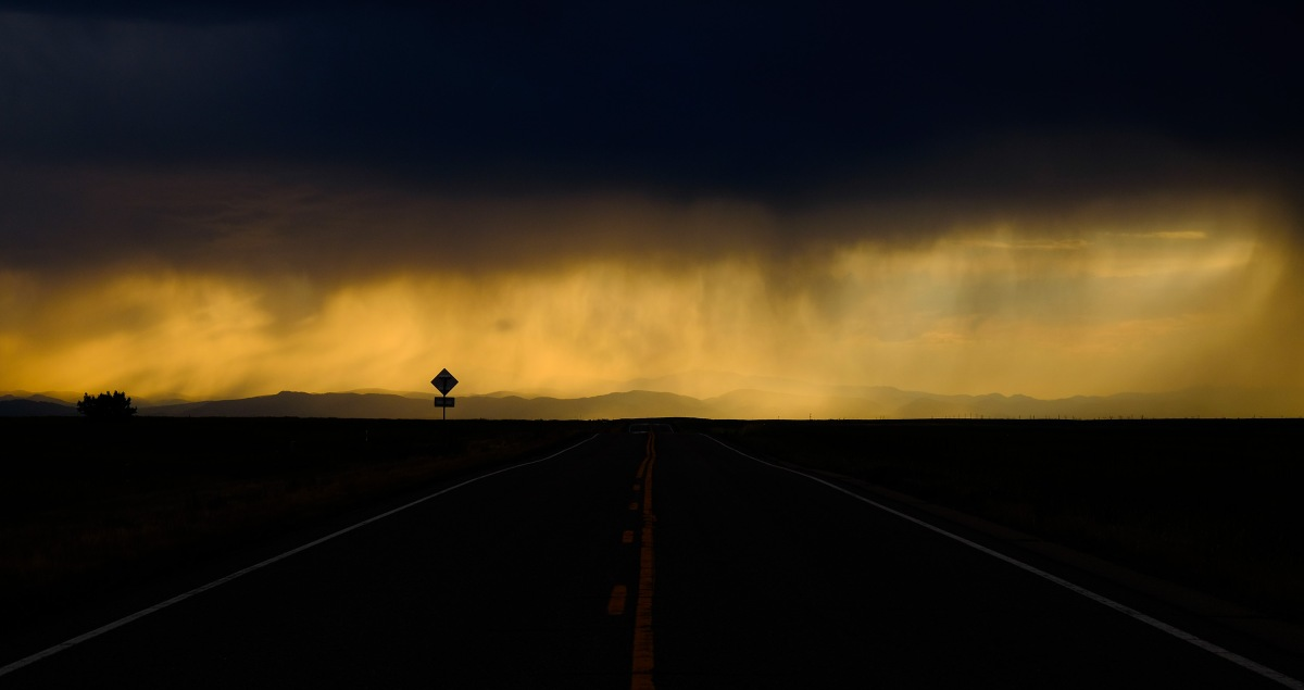 Storm on Colorado's Eastern Plains