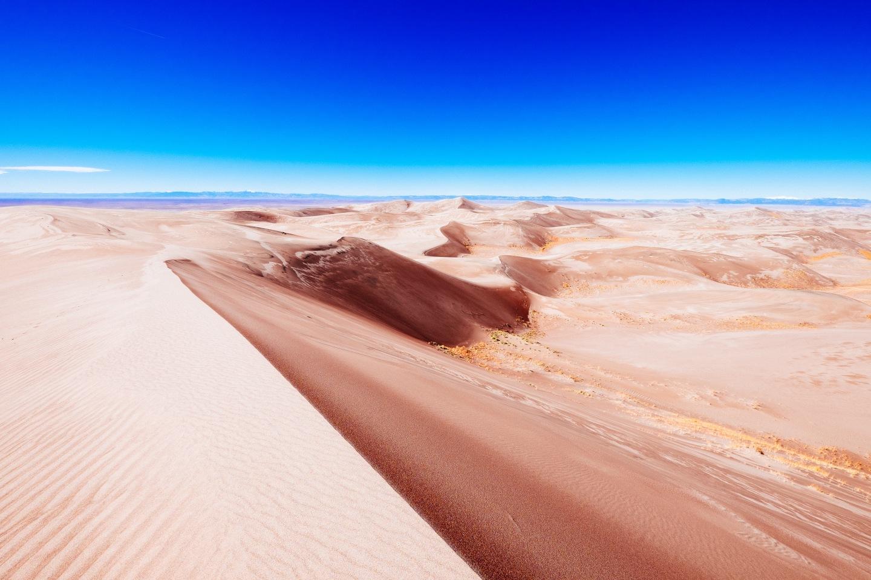 Great Sand Dunes National Park, 2015; Fuji X-T1; Fuji 10-24mm f/4; 1/340s; f/8; ISO 200