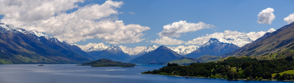 The drive from Queenstown to Glenorchy was one of the most beautiful drives of my life